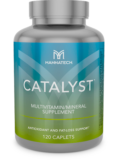 Catalyst Multivitamin product shot
