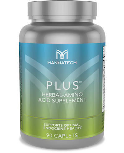 PLUS Herbal-Amino Acid packshot