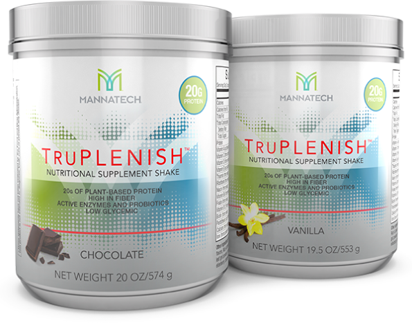 TruPLENISH Nutritional Supplement packshot